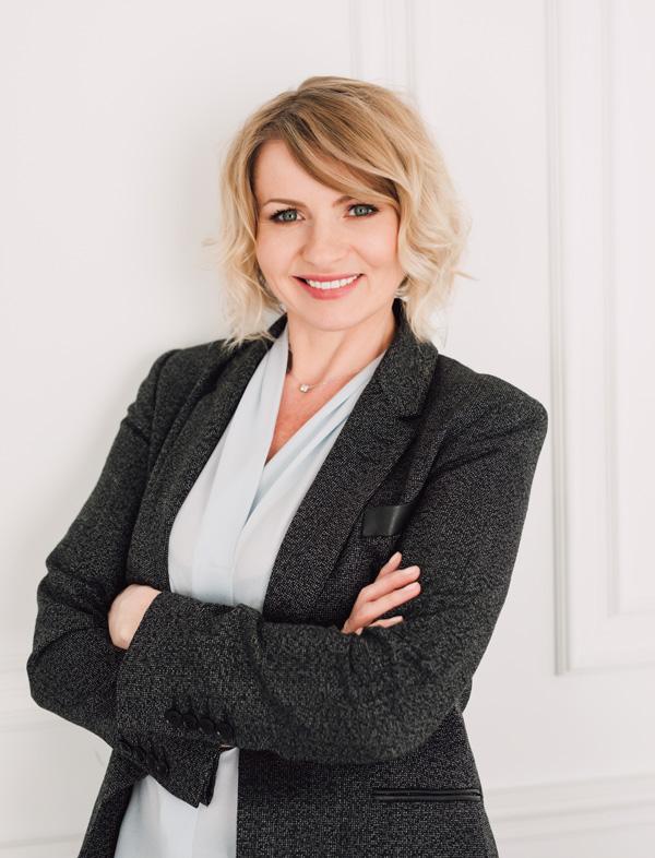 Svetlana Antonyshyn, RP.